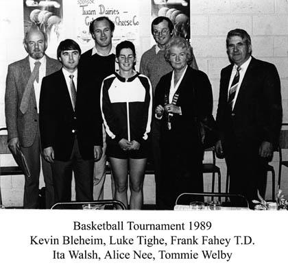 basketball Tournament 1989