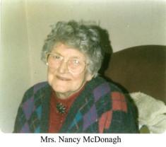 Nancy McDonagh
