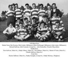 Football Team 1938