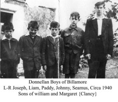 Donnellan Boys of Billamore