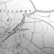 Map c.1800. Detail, Aughnanure