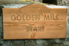 Golden Mile Signage