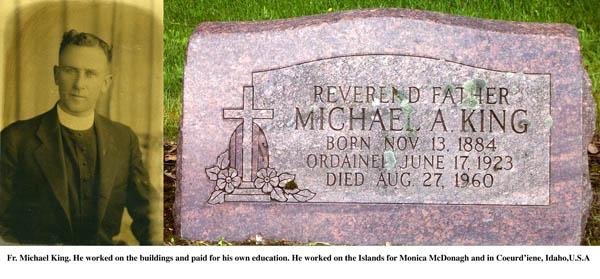Fr. Michael King