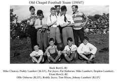 Oldchapel Football Team