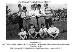 Oldchapel Football Team
