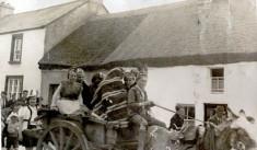 Parade in Oughterard