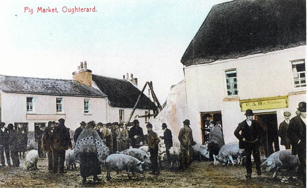 Pig Market, The Square, Oughterard