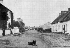 Camp Street with Police Barracks and Army barracks