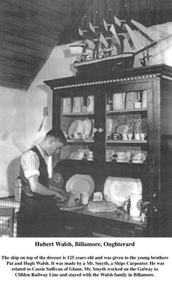 Hubert Walsh, Billamore c.1930