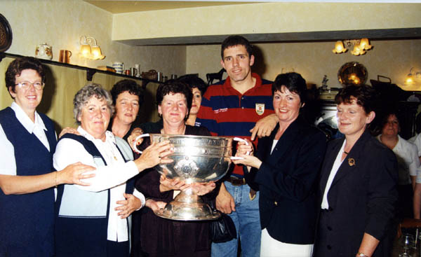 Mary Kyne, Sheila Morley, Maire Ni Mhaille,, Mary Croke, Ann Casburn, Kevin Walsh, Patricia Lee, and Phil Kavenagh