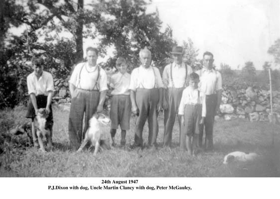 Group Photograph 1947