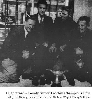 County Senior Football Champions 1938
