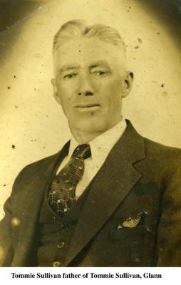 Tommy Sullivan Snr., Glann