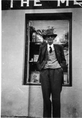 Joe Walsh, c.1950 Brendan Ferguson's grandfather
