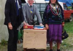 Mick Molloy, Jackie Murray and Bina McLoughlin