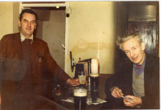 Paddy Hession, Angler's Hotel, Main Street, Oughterard