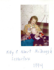 Kitty and Albert McDonagh