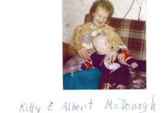 Kitty and Albert McDonagh