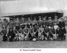 St Pauls's Football Team