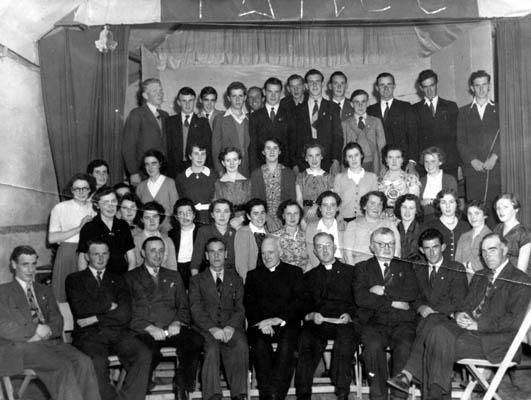 Amateur Dramatics. c.1950