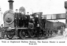 Oughterard railway Station