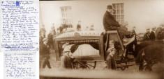 Funeral Cortege Of Seamus O'Maille