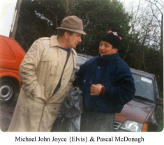 Michael John Joyce and Pascal McDonagh
