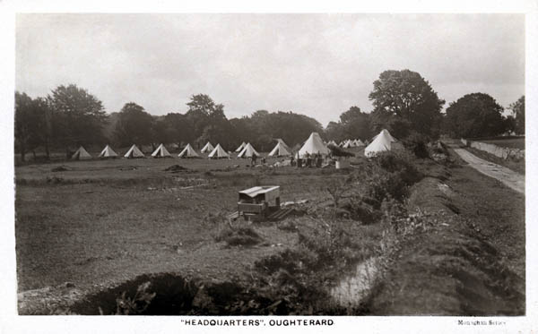 Army Encampment, Pier Road