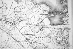 Monument map 1930. Detail, Moyvoon