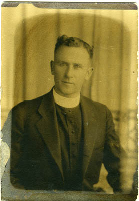 possibly Fr. Michael King brother of Fr. Coleman King