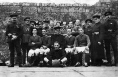 Oughterard R.I.C. Football Team
