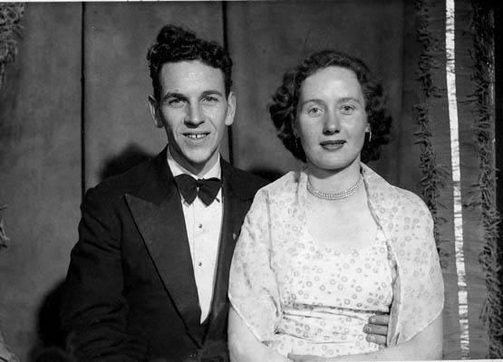Paddy & Mary Hession