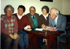 Group Photograph c.1980