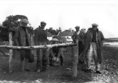 Fishermen at Baurisheen c.1930