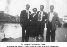 Fr. Mathews Celebration, Cork