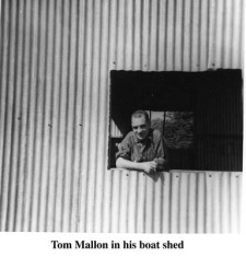 Tommy Mallon, Boat Builder