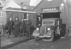 Moyst's Garage, Oughterard