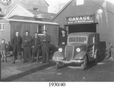 Moyst's Garage, Oughterard