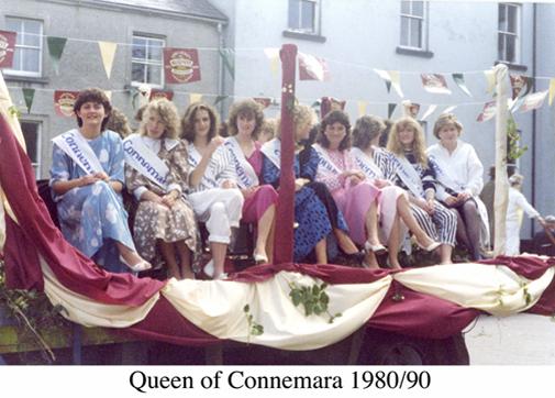 Queen of Connemara Parade
