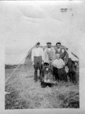 The Melia Family DerryLaura, Oughterard c.1930