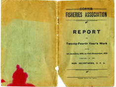 Corrib Fisheries Ass. report. 1921