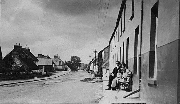 Main Street, Oughterard, Facing the Bridge