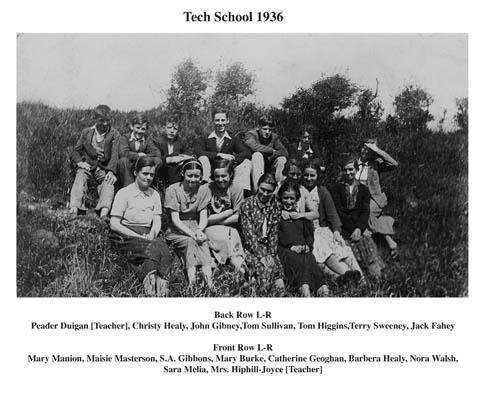 Technical School 1936