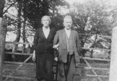 Mary and Pat Clancy, Portacarron