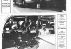 Oughterard Newsletter 1995. The Connemara Bus