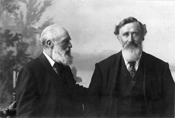 Robert and James Lyons