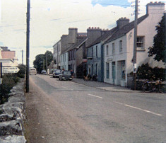 Bridge Street Oughterard
