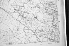 Monument map 1930. Detail, Laghtgannon