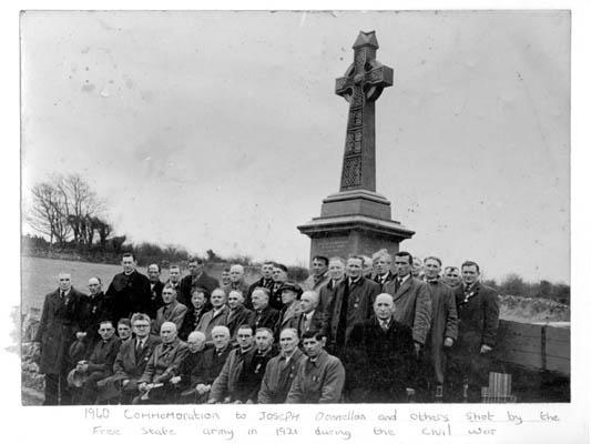 Kilcummin Cemetery, Republican Commemoration