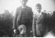 Paddy Walsh and Paddy Kelly